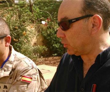 Carta de la esposa de un Militar en Mali