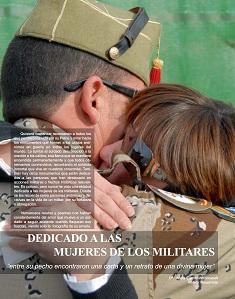 DEDICADO A LAS MUJERES DE LOS MILITARES