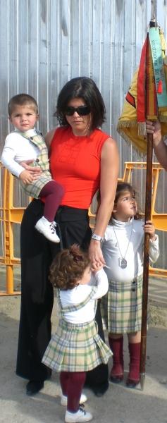 DESPEDIDA AFGANISTAN 2008