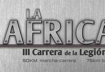 CARRERA AFRICANA DE LA LEGIÓN MELILLA