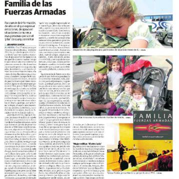 Nace el lugar de encuentro de la Familia de las Fuerzas Armadas