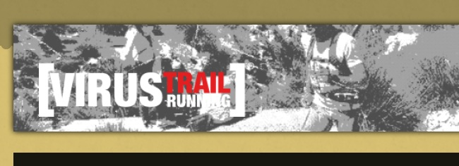 Virus Trail Running